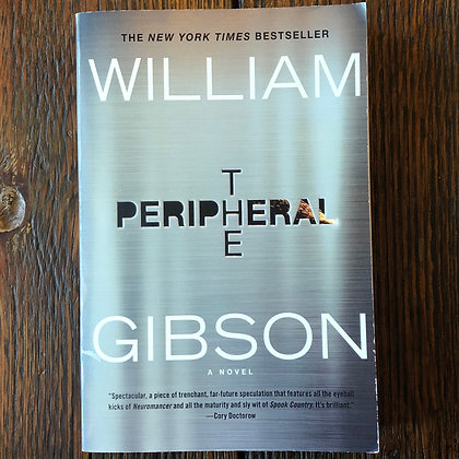 Gibson, William : The Peripheral - Softcover