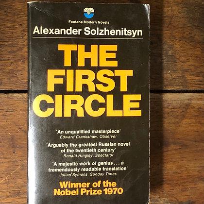 Solzhenitsyn, Alexander : The First Circle - Paperback