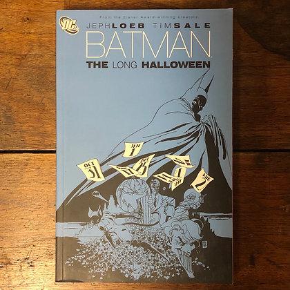 Batman : The Long Halloween - Softcover Graphic Novel