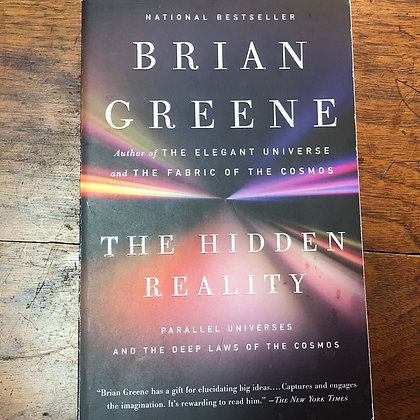 Greene, Brian - The Hidden Reality softcover