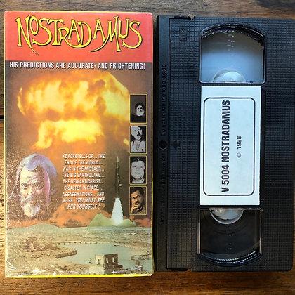 Nostradamus VHS