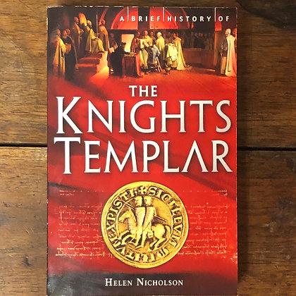 Nicholson, Helen : The Knights Templar - Softcover