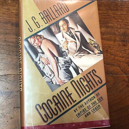 Ballard, J.G. - Cocaine Nights hardcover