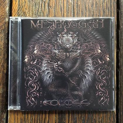 MESHUGGAH : Koloss - CD