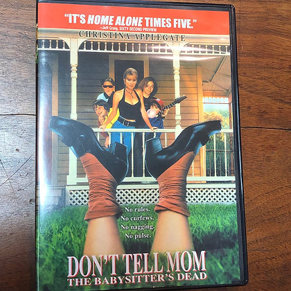 Don't Tell Mom DVD