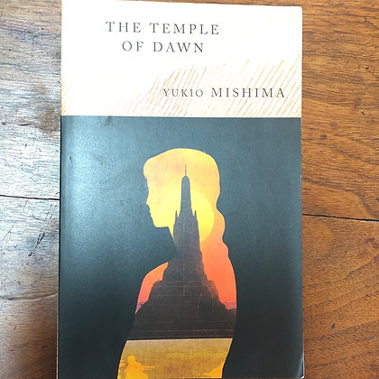 Mishima, Yukio - The Temple of Dawn softcover