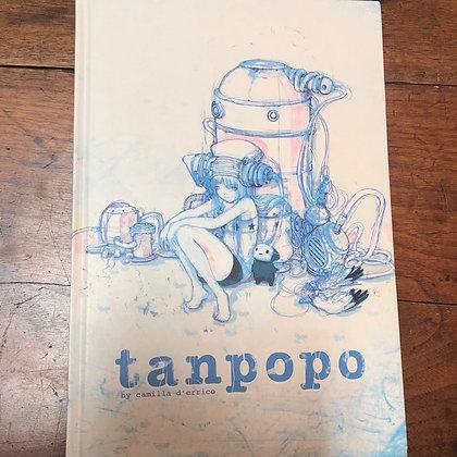 Tanpopo - Camilla D'errico hardcover comic