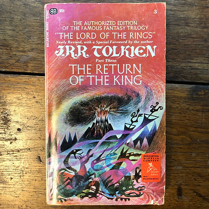 Tolkien, J.R.R. - The Return of the King paperback