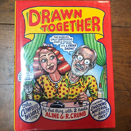 Drawn Together - Aline & R. Crumb hardcover
