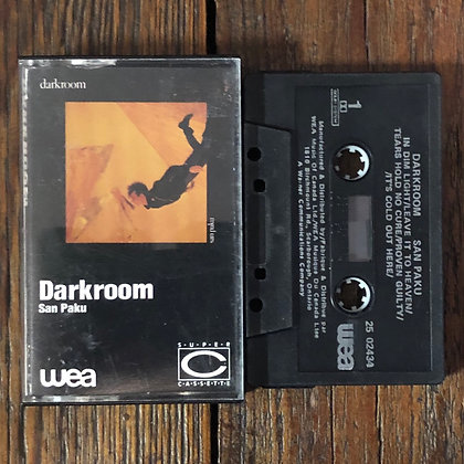 Darkroom : San Paku - Cassette Tape