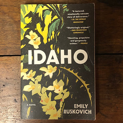 Ruskovich, Emily : Idaho - Softcover