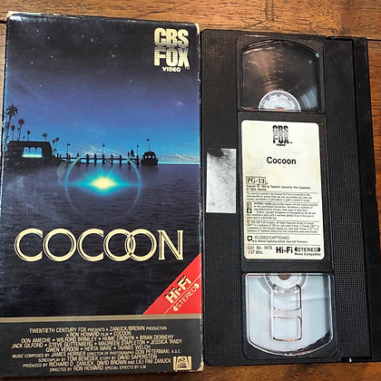Cocoon VHS