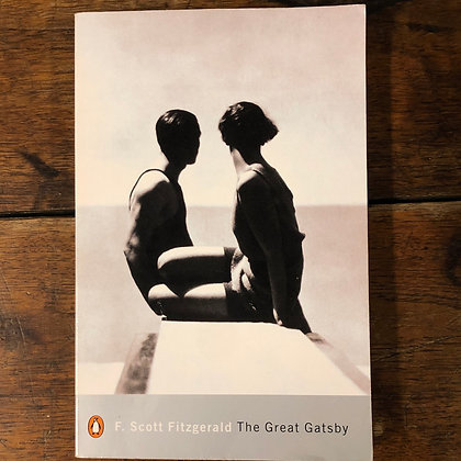 Fitzgerald, Scott F : The Great Gatsby - Softcover