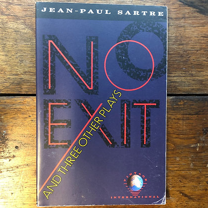 Sartre, Jean-Paul - No Exit and Three Other Plays softcover
