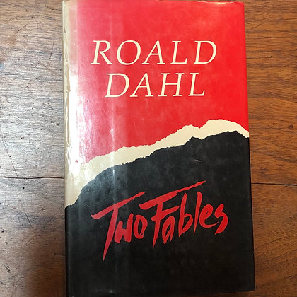 Dahl, Roald - Two Fables hardcover