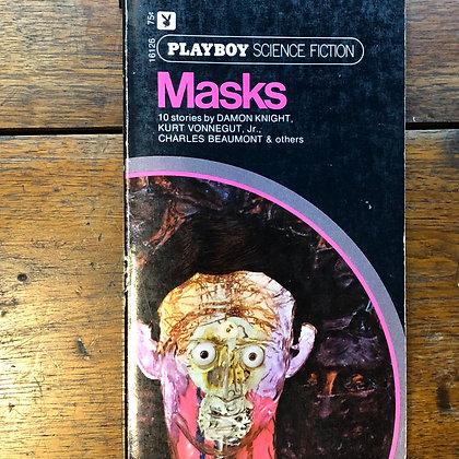 Masks - Playboy Science Fiction paperback