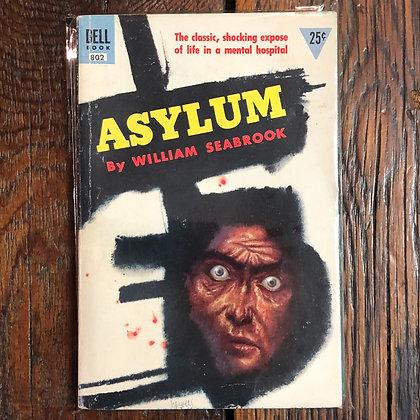 Seabrook, William : Asylum - Vintage Paperback