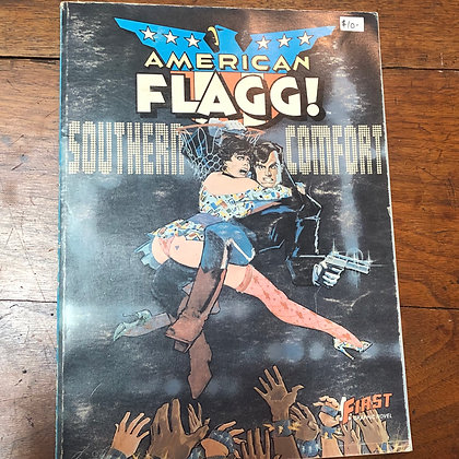 American Flagg - Southern Comfort graphic novel