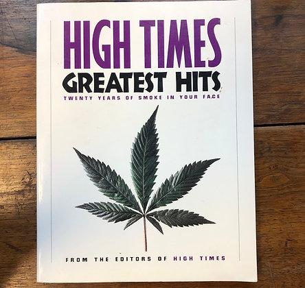 High Times Greatest Hits softcover