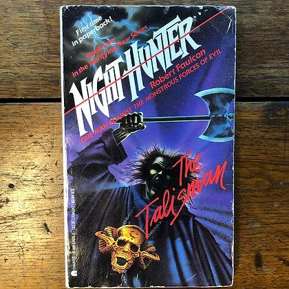 Faulcon, Robert - NightHunter/The Talisman paperback
