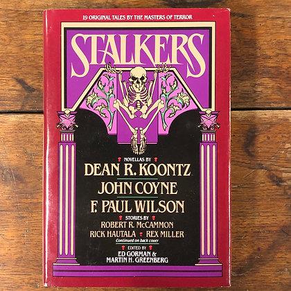 Stalkers : 10 Novellas - Hardcover