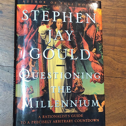 Gould, Stephen Jay - Questioning the Millennium