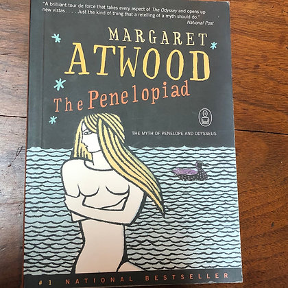 Atwood, Margaret - the Penelopiad softcover