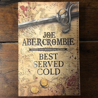 Abercrombie, Joe : Best Served Cold - Softcover