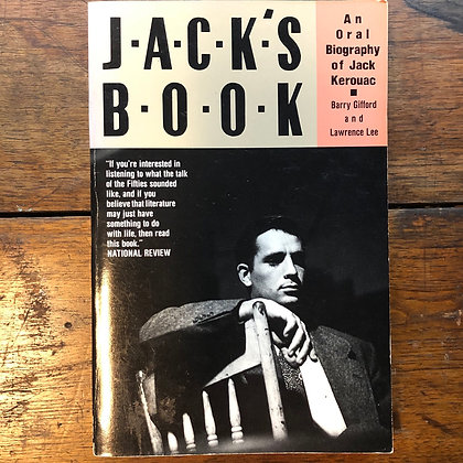Gifford•Lee - Jack's Book softcover