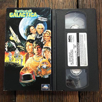 BATTLESTAR GALACTICA - VHS