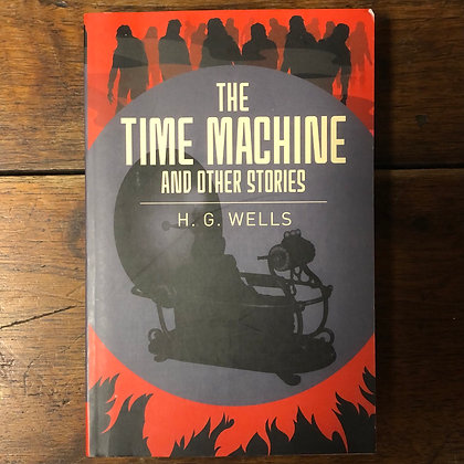 Wells, HG : The Time Machine and other stories - Softcover