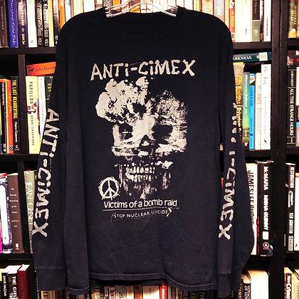 ANTI-CIMEX - Medium Long Sleeve Shirt (no tag)