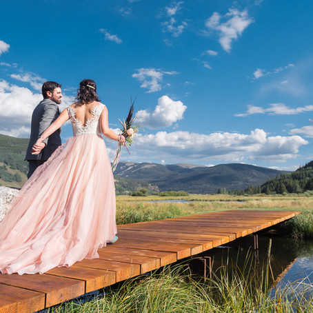 Emily + Bill | August 31, 2019 | Camp Hale | Red Cliff, Colorado | Wedding