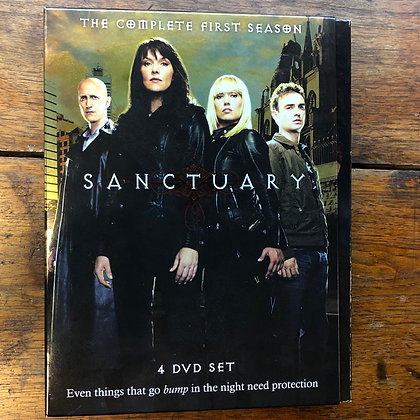 Sanctuary Complete 1st Season DVD