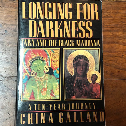 Galland, China - Longing for Darkness softcover