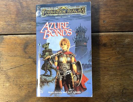 Novak/Grubb : AZURE BONDS - Paperback