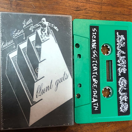 Blunt Guts - Sickness/Torture/Death tape