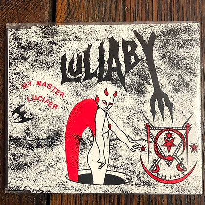 Lullaby : My Master Lucifer - CD