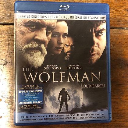 The Wolfman Blu-ray