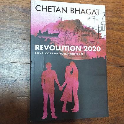 Bhagat, Chetan - revolution 2020