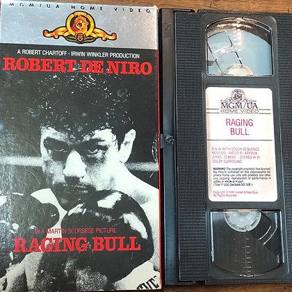 Raging Bull VHS