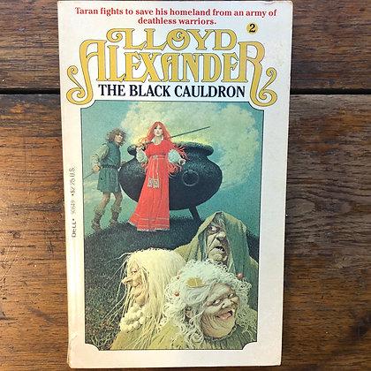 Alexander, Lloyd - The Black Cauldron 1983 paperback