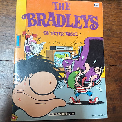 The Bradley's - Pete Bagge graphic novel