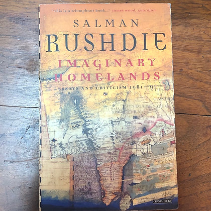 Rushdie, Salman - Imaginary Homelands softcover