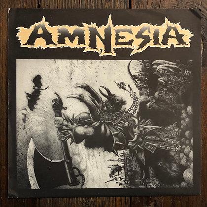 AMNESIA - Vinyl LP