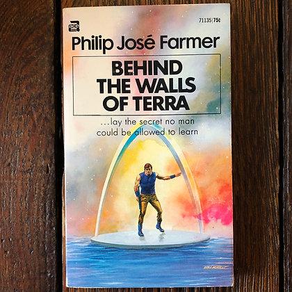 Farmer, Philip José - Behind the Walls of Terra paperback