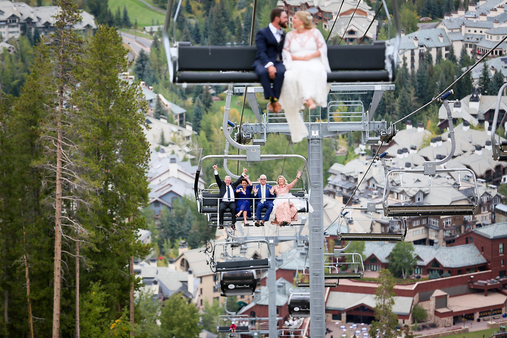 Incredible mountain wedding. Bohemian Colorado Mountain wedding.