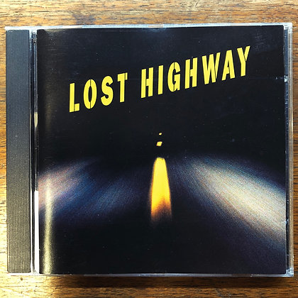Lost Highway soundtrack CD