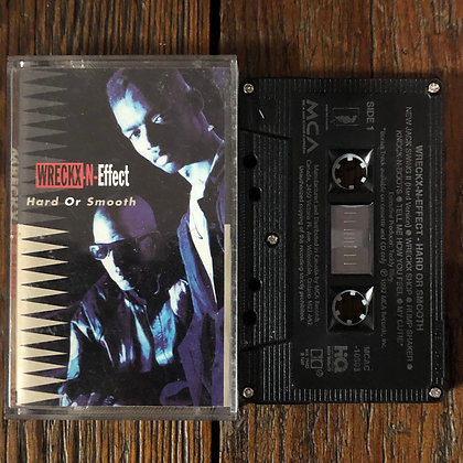Wreckx-N-Effect : Hard or Smooth - Cassette Tape