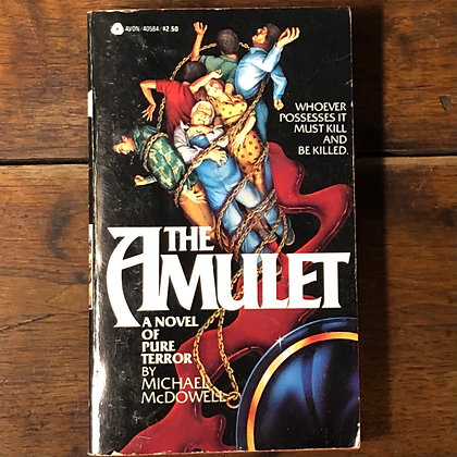 McDowell, Micheal : The Amulet - Paperback